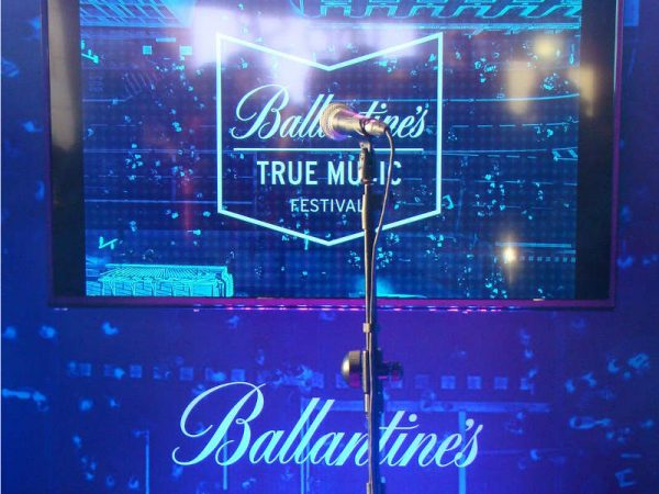 Ballantines True Music
