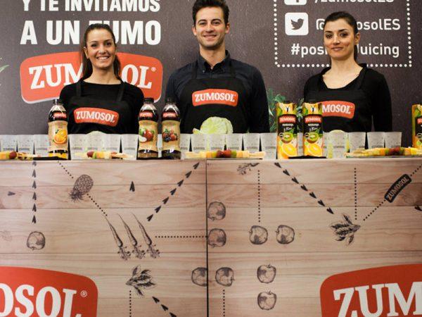 Zumosol cocineros