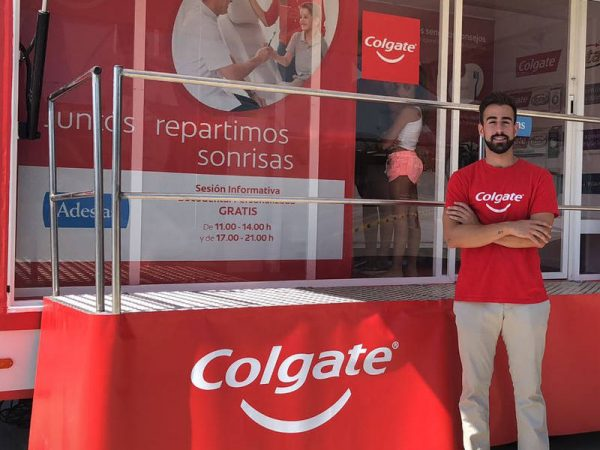 Colgate road show by Bahia Tuna