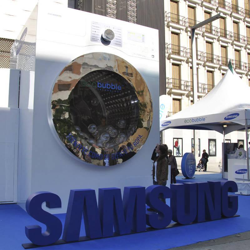Bahia Tuna Producciones - campaña publicidad Samsung