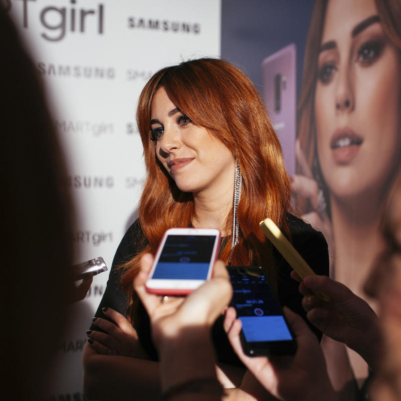 Bahia Tuna Producciones - Samsung smart girl