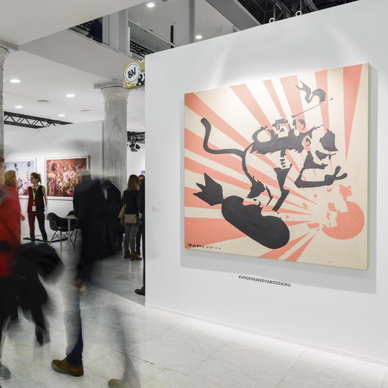 Bahia Tuna Producciones - convención Urvanity Art